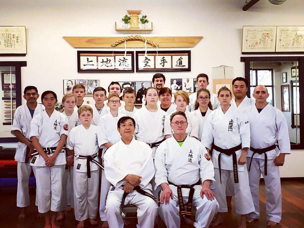 Bennett's Karate IUKF 2019 Seminar 3