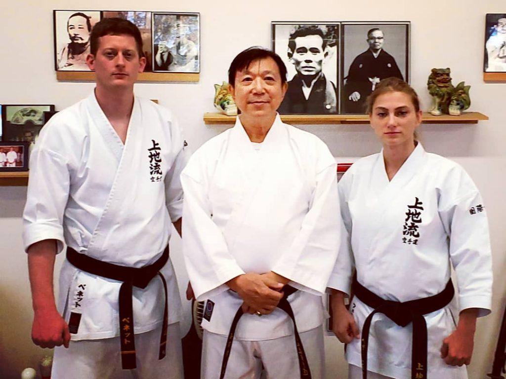 Bennett's Karate IUKF 2019 Seminar 2