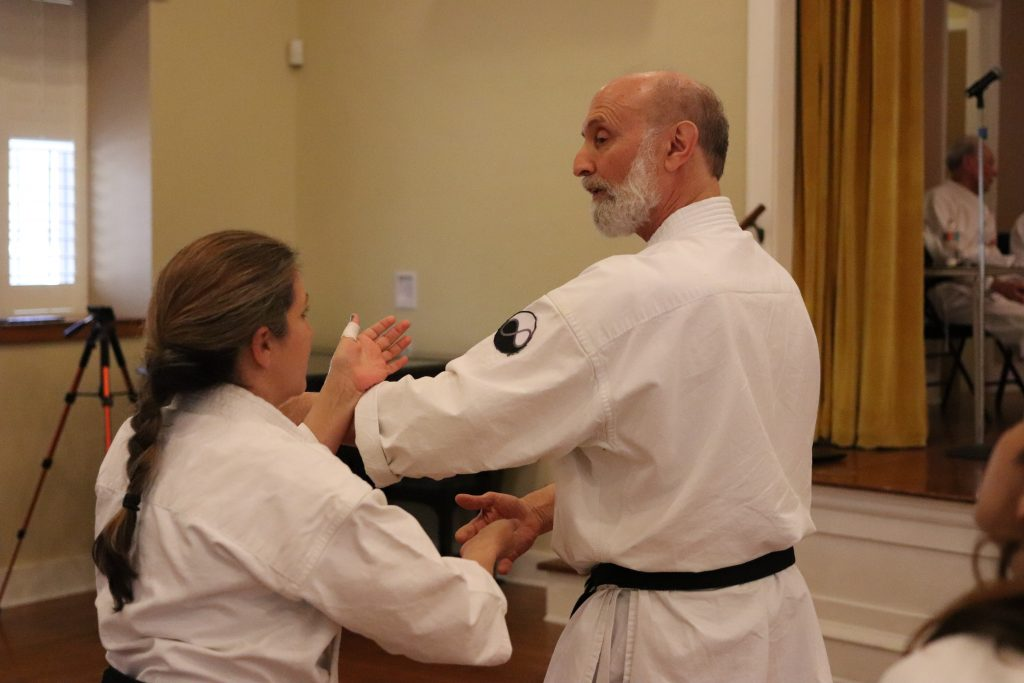 Learning elbow strike